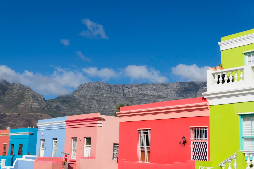Activities in Cape Town Travel Blog - Bo Kaap