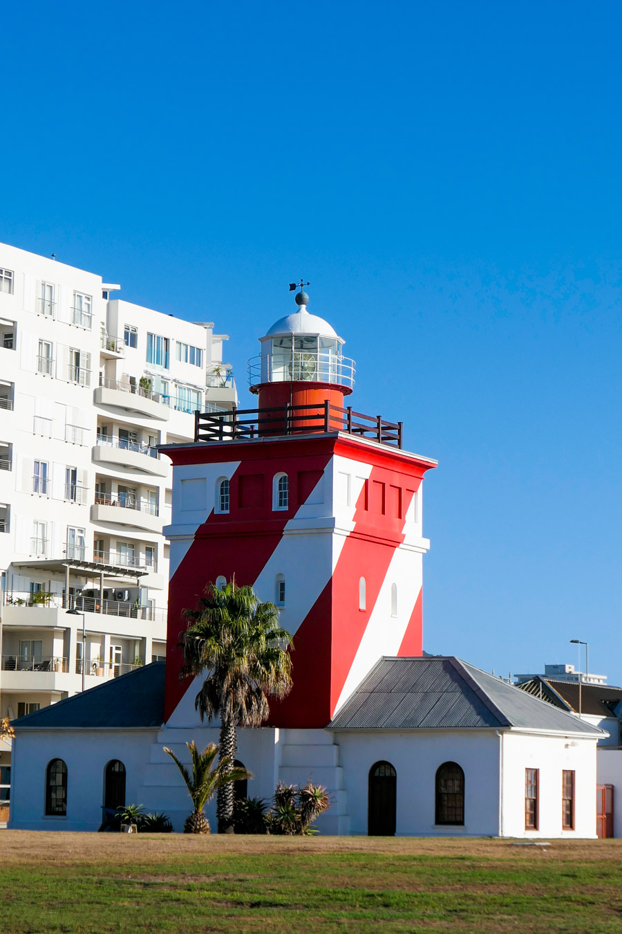 Activities in Cape Town Travel Blog - Green Point Lighthouse