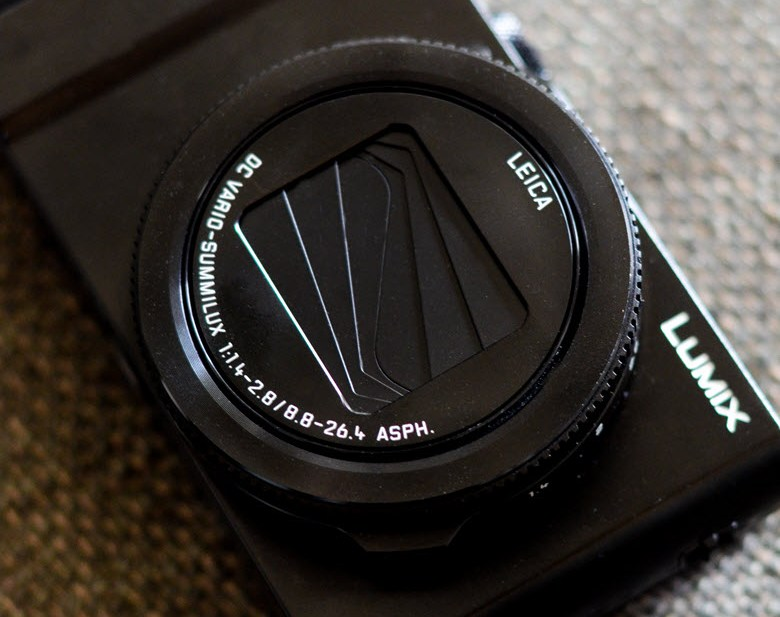 Best Point + Shoot Camera Panasonic Lumix-LX10 Review