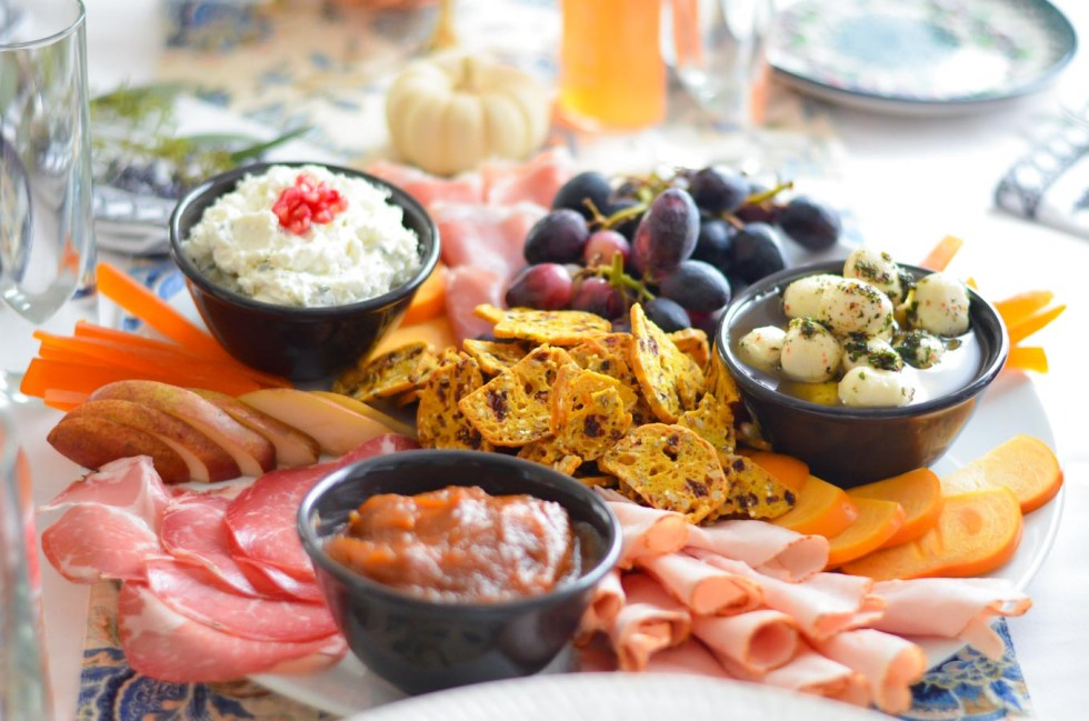Easy Friendsgiving Food Ideas Party Menu