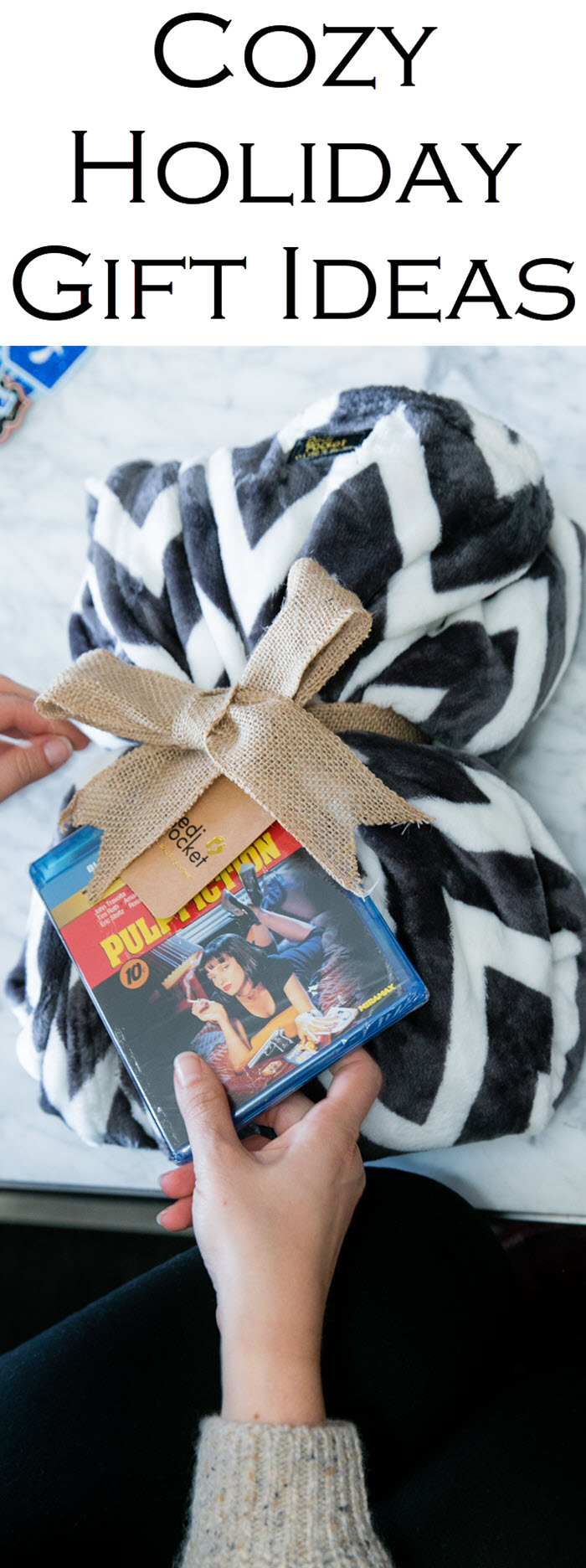 PediPocket Blanket Cozy Holiday Gift Idea #giftideas #cozy #giftguides #fashionblog #fashionblogger #homedecor #homedesign #christmasgift #holidaygift