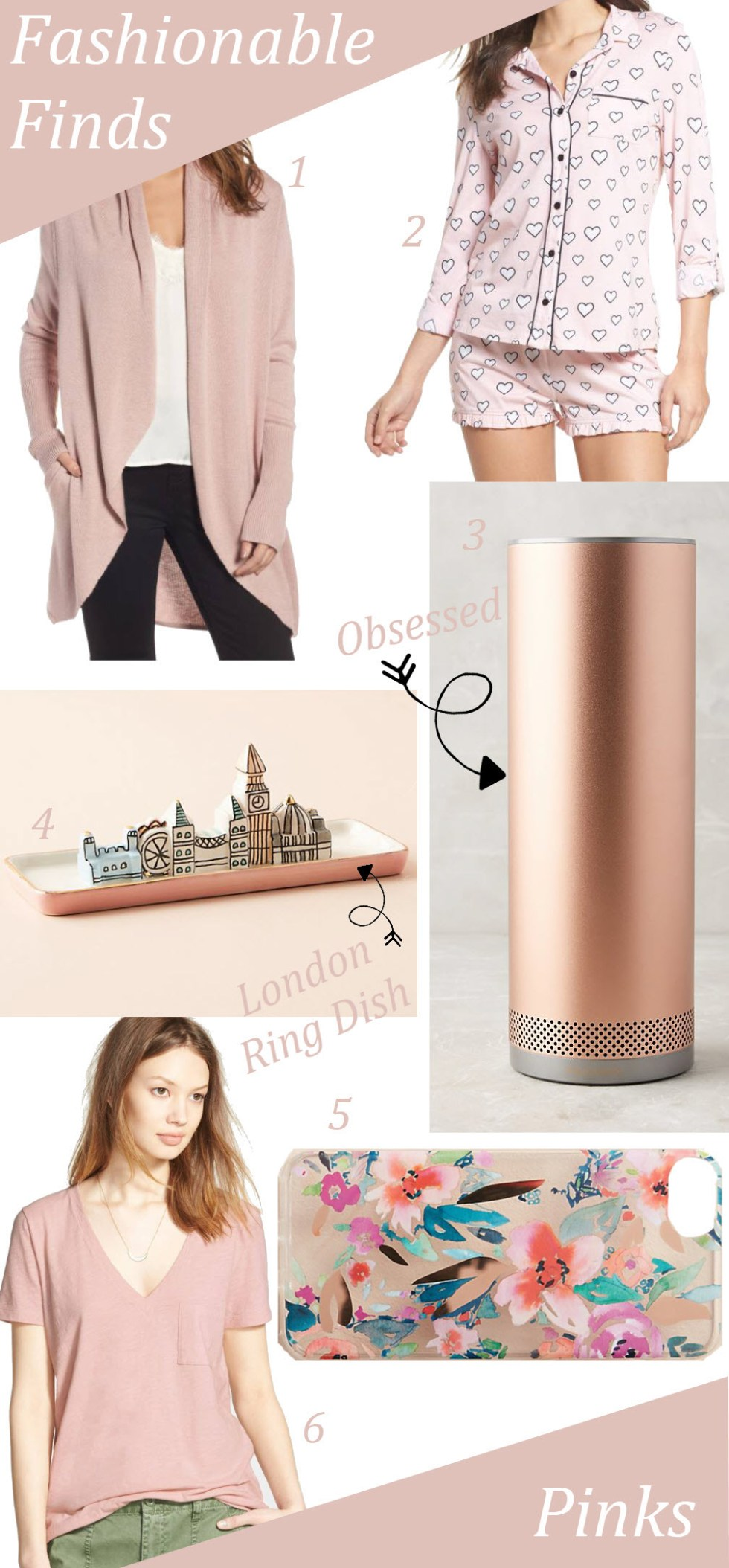 February Fashion Finds for Chic Valentine's Day Fashion for Women - Pinks