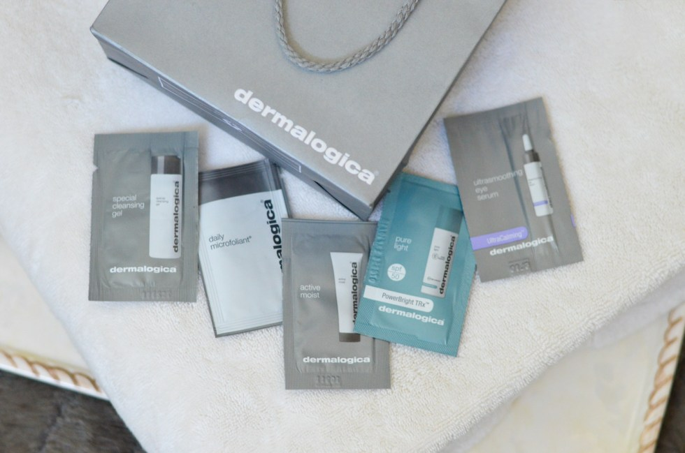 Dermalogica Facial Review + Steps