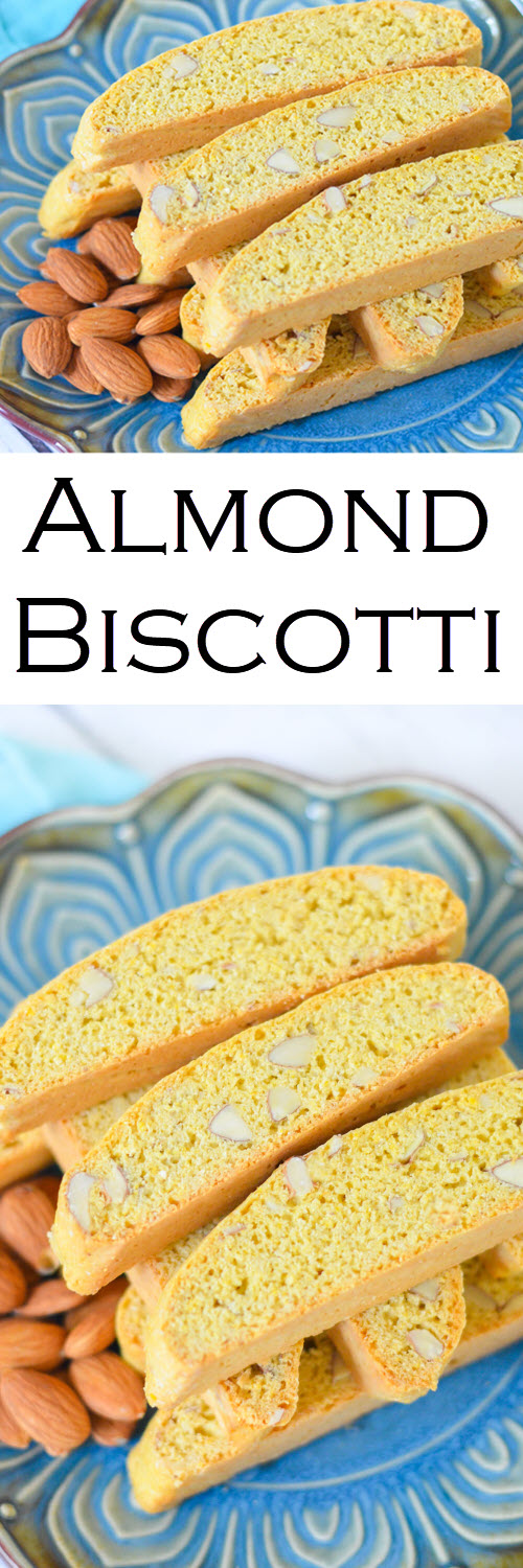 ow Fat Lemon Almond Biscotti #cookies #biscotti #cookierecipe #italiancookies #LMrecipes #foodblog #foodblogger #lowfat #lemon #almond #coffee