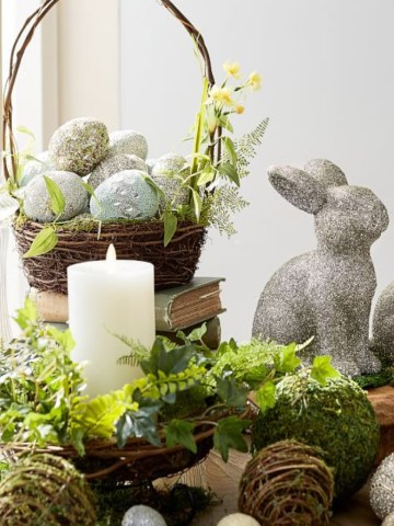 Easter Table Decor Ideas 2018