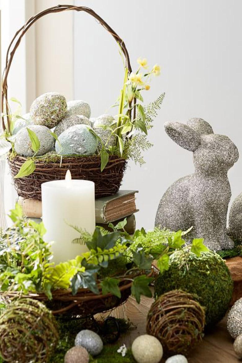 Easter Table Decor Ideas 2018