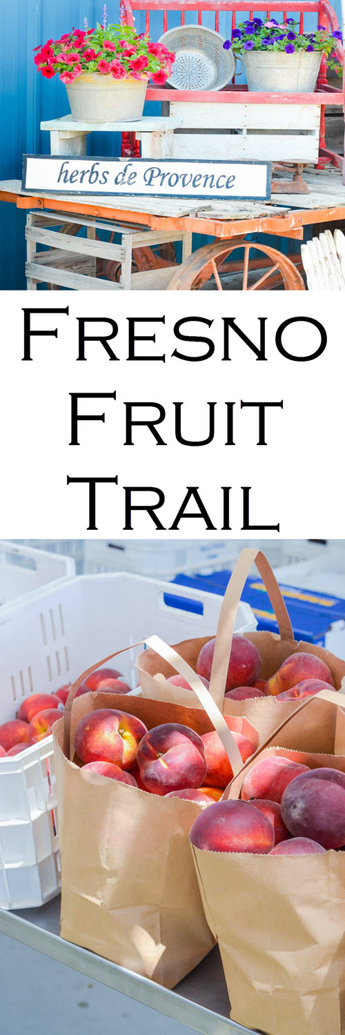 Fresno Fruit Trail - What to do in California Central Valley. Fresno Fruit Trail - What to do in California Central Valley