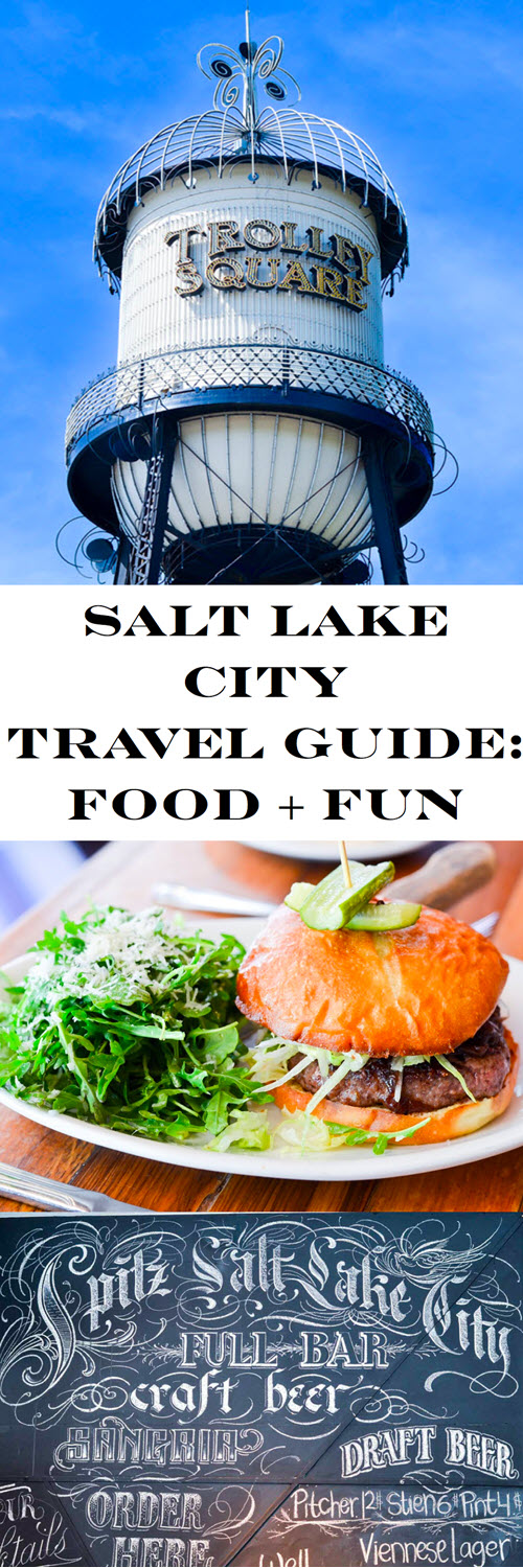 Salt Lake City Travel Guide: What to Do and Where to Eat
