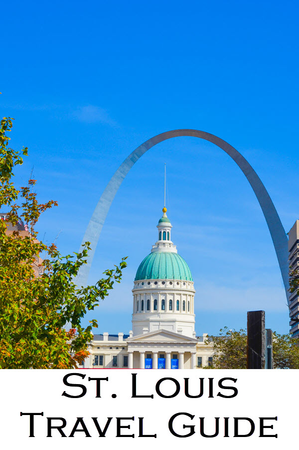 What to Do 2 Days in St. Louis Travel Guide. Missouri's big city!