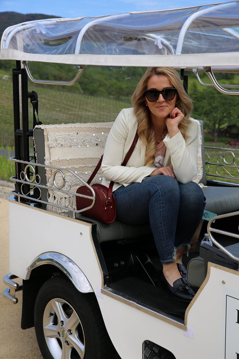 Best Napa Wine Tour | Laces & Limos