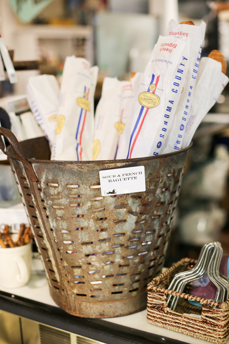 The Cutest Market in Napa Valley | Oakville Grocery
