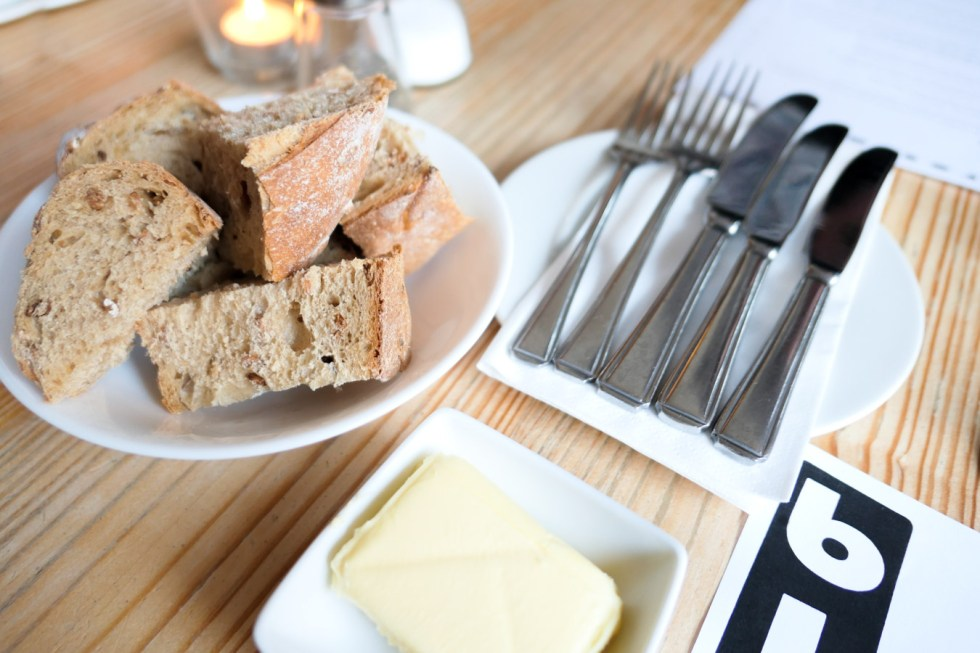 Edinburgh Restaurants - Blonde