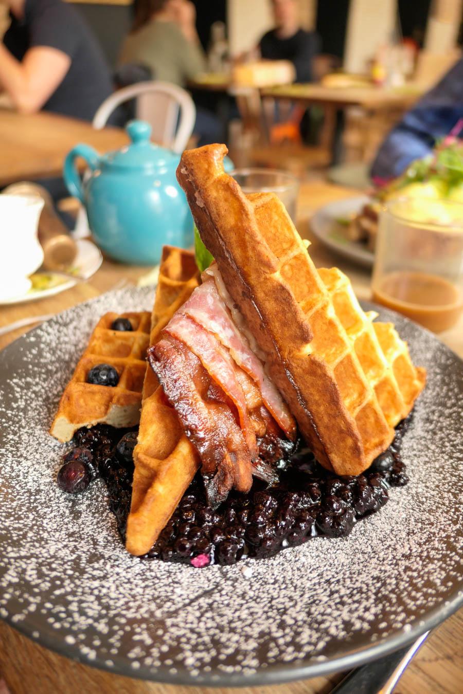 Stockbridge Edinburgh Restaurants Travel Guide - The Pantry Stockbridge - Best Breakfast in Edinburgh