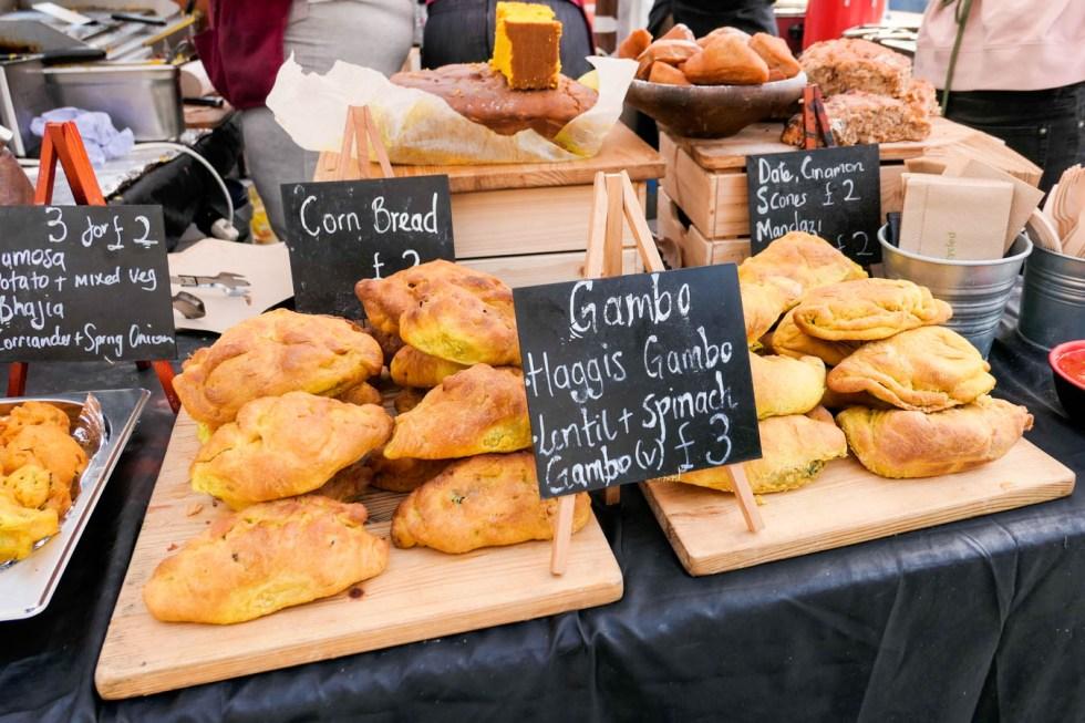 Stockbridge Edinburgh Restaurants Travel Guide - Stockbridge Farmers Market