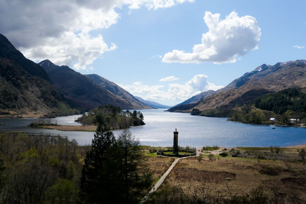 What to Do in Fort William Travel Guide - Day Trips from Fort William - Bonnie Prince Charlie Statue