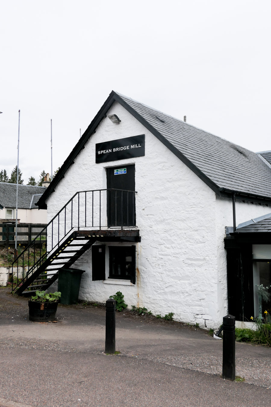 What to Do in Fort William Travel Guide - Day Trips from Fort William - Spean Bridge Mill