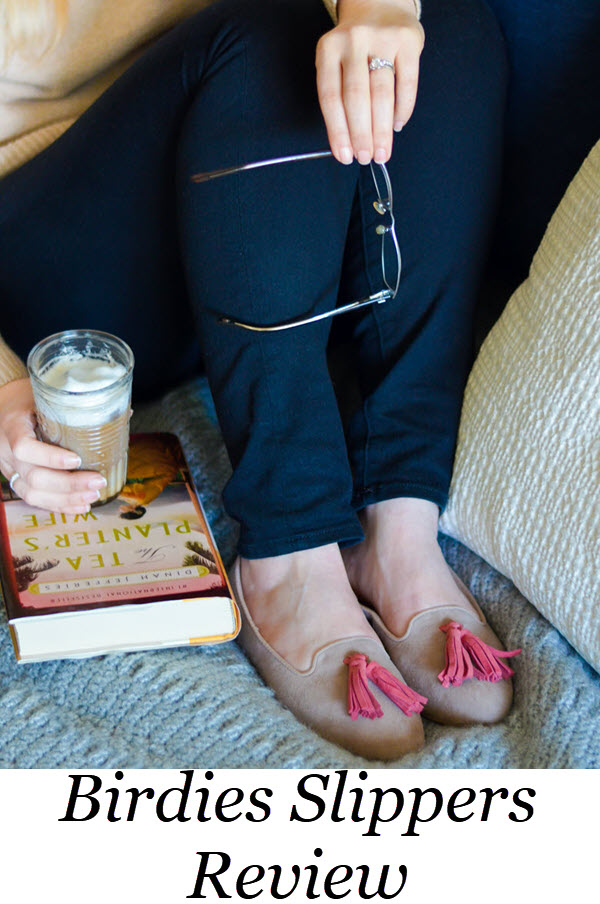 Fashionable House Slippers for Women. Birdies Slippers Review. A great gift idea for mothers, sisters, and girlfriends, these chic slippers are a stylish gift idea. #womensfashion #womensstyle #fashionblog #fashionblogger #giftideas #giftguide #chicwomen #chic #stylish #sahm
