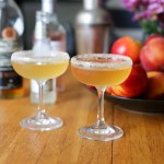 Edinburgh Gin Rhubarb Recipe - Whiskey Cocktails for Summer. An Edinburgh Gin review with an easy cocktail recipe for summer with just 3 ingredients. #LMrecipes #cocktails #drinks #gin #whiskey #whisky #mixology #cocktailrecipe
