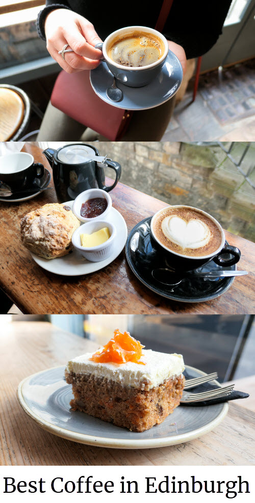 Edinburgh City Guide Part 2 New Old Town Lucis Morsels