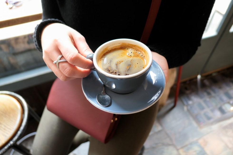 Where to Eat in Edinburgh - Old Town Edinburgh Coffee