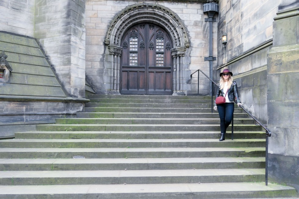 Free Old Town Edinburgh Tours
