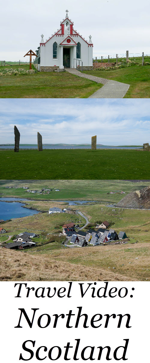 Shetland Isles + Orkney Islands Travel Guide. A travel video of Northern Scotland. See the standing stones of Stenness, Dora Holm, the North Sea, North Atlantic, puffins, and sheep. #lpworldtravels #travelblog #travelblogger #travel #scotland #uk #unitedkingdom #condenast #travelandleisure