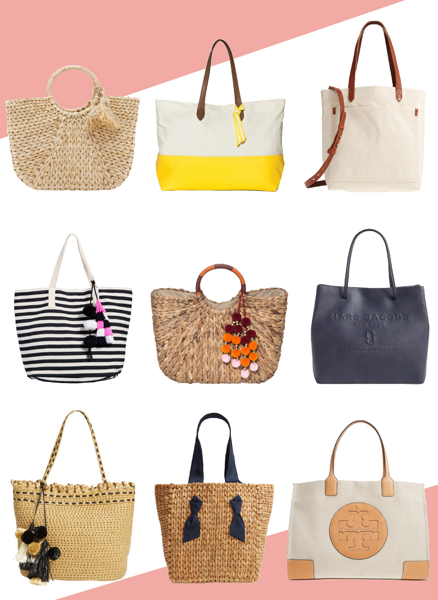 Summer Tote Roundup