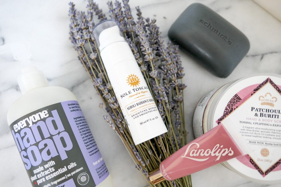 Clean Beauty Products 2018