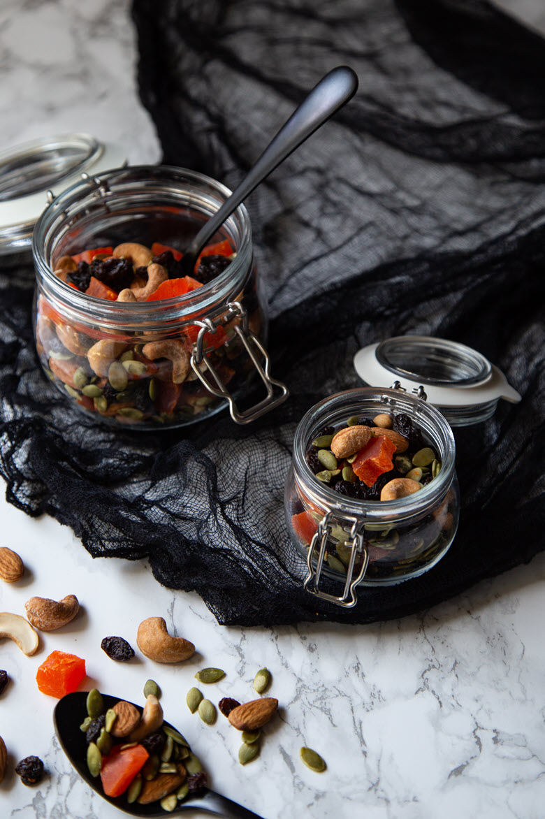 Halloween Trail Mix