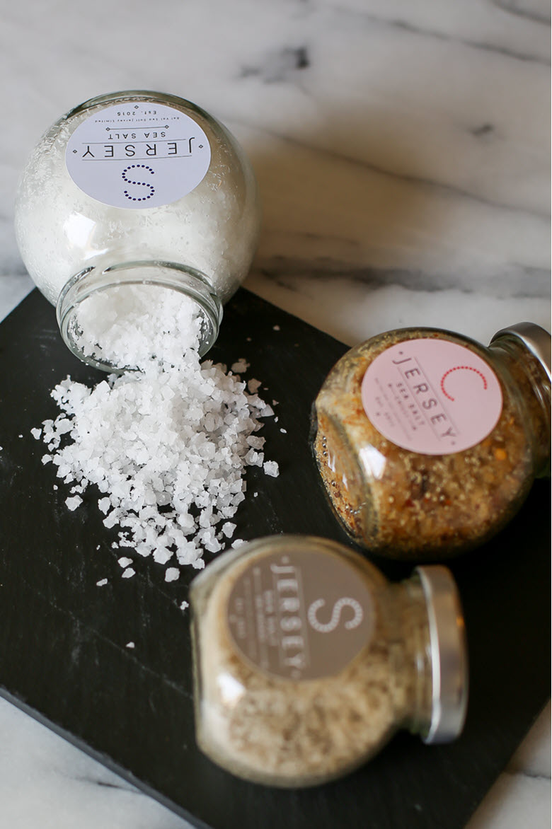 Sea Salt Benefits Beauty, Bath, Home - Jersey Sea Salt Uses