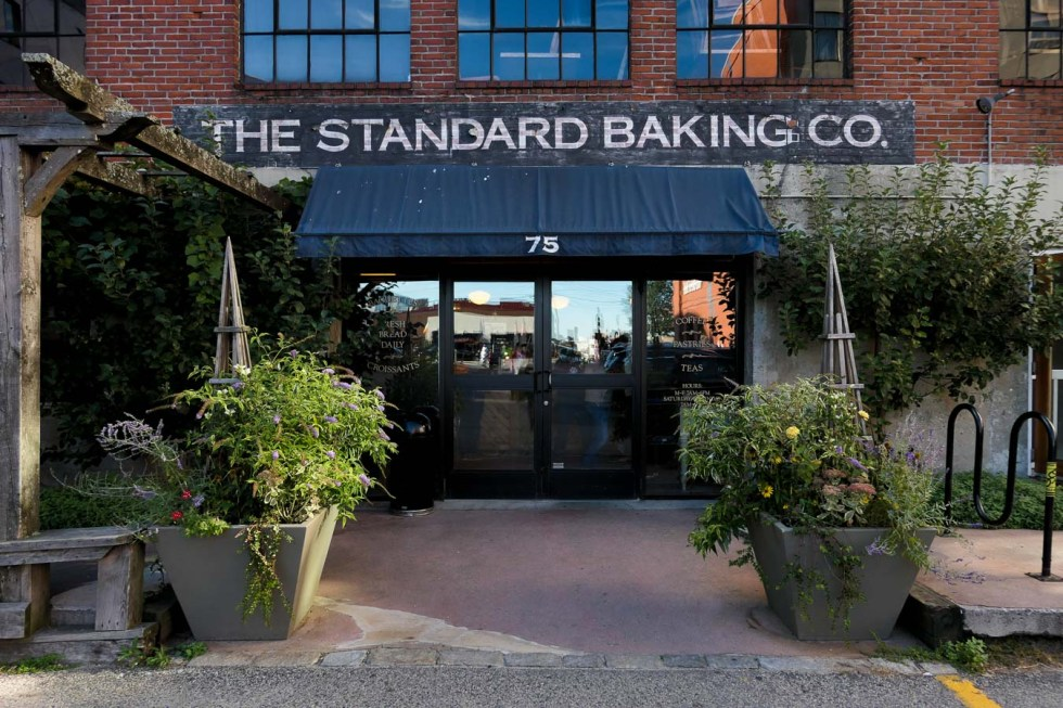 Portland Maine Things to Do and Restaurants - Standard Baking Company