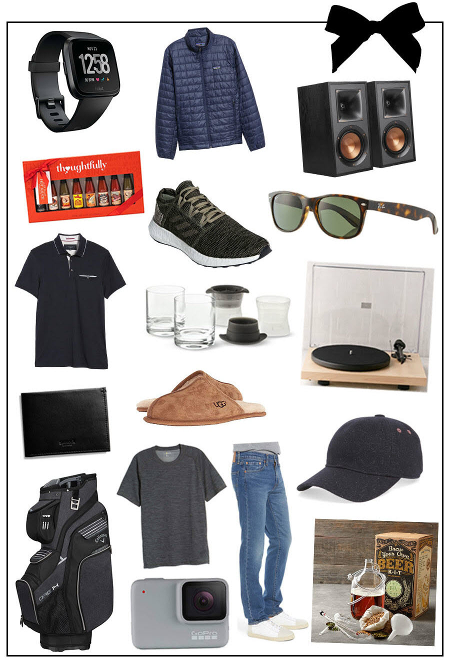Best Gifts for Men 2018 - Christmas Gift Guide for Guys
