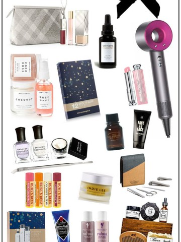 Beauty Gifts for Christmas