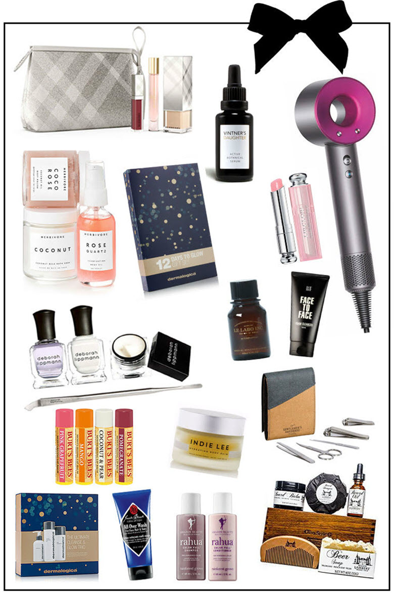 Beauty Gifts for Him & Her