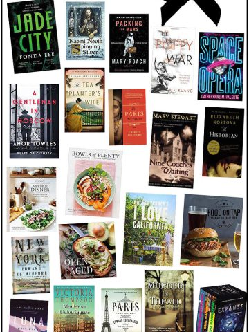 Book Gift Guide - Christmas 2018