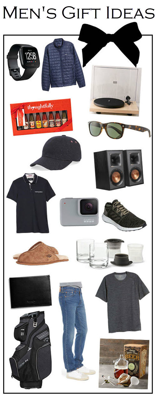 Best Gifts for Men 2018 - Christmas Gift Guide for Guys. #giftideas #giftguide #giftsforhim #christmas #christmasgifts