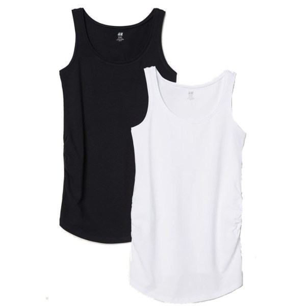 H&M Mama Jersey Tanks Review