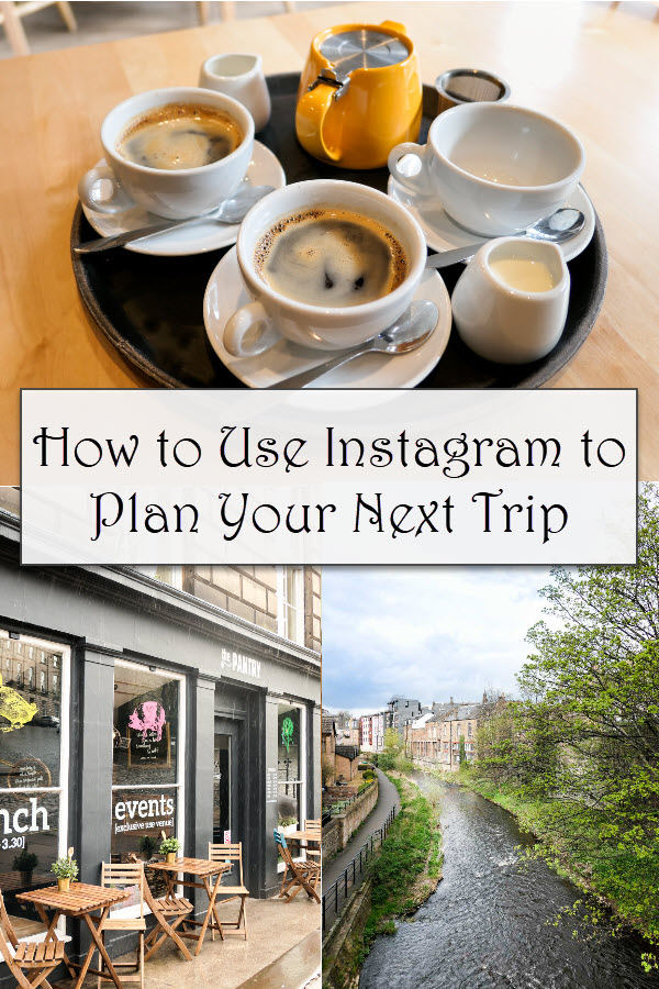 How to Use Instagram to Plan Travel. Use social media to plan travel. Find instagrammable spots, great cafes, and fun photoshoot locations when traveling around the world just like a travel blogger on instagram. #lpworldtravels #instagram #travel #travelblogger