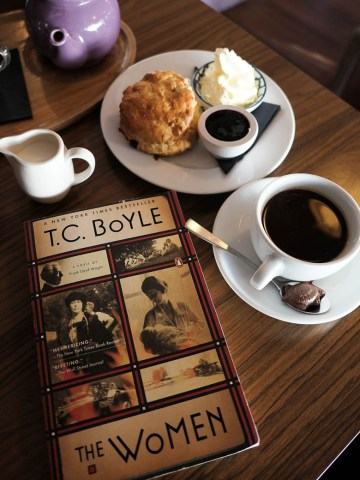 The Dry Review - T. C. Boyle The Women