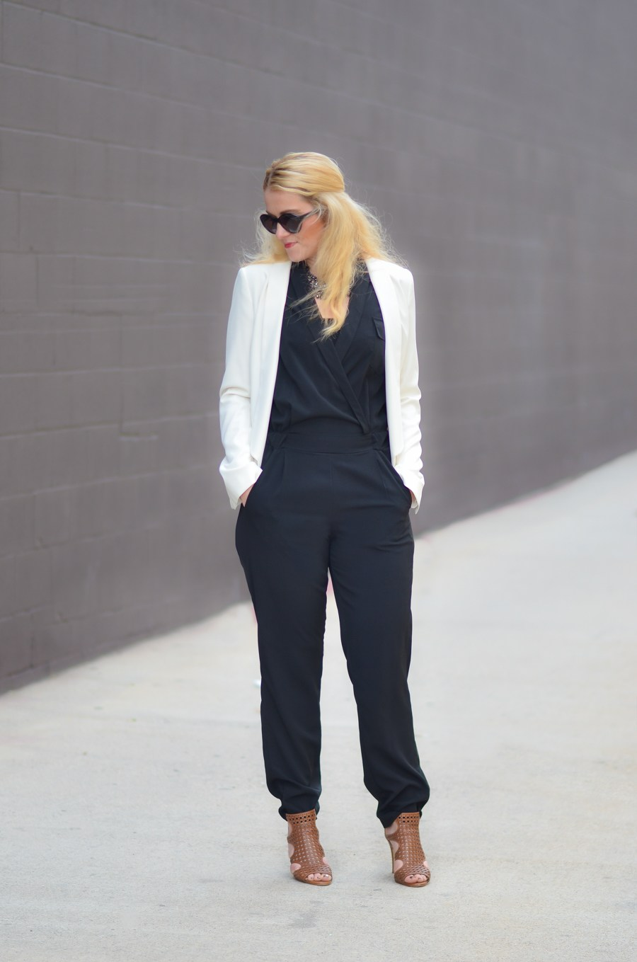 white blazer outfit inspiration for this season  luci's