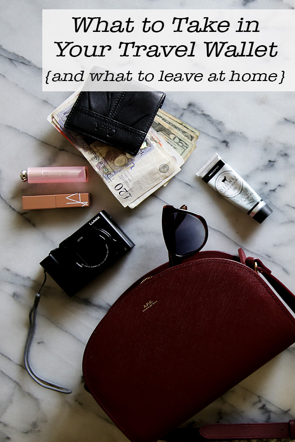 Best Travel Wallets + What to Take in Your Travel Wallet. Get travel tip for money and wallets for traveling abroad. Learn the best way to carry cash when traveling with a spouse and on your own. #travel #traveltips #abroad #travelblogger #wallets