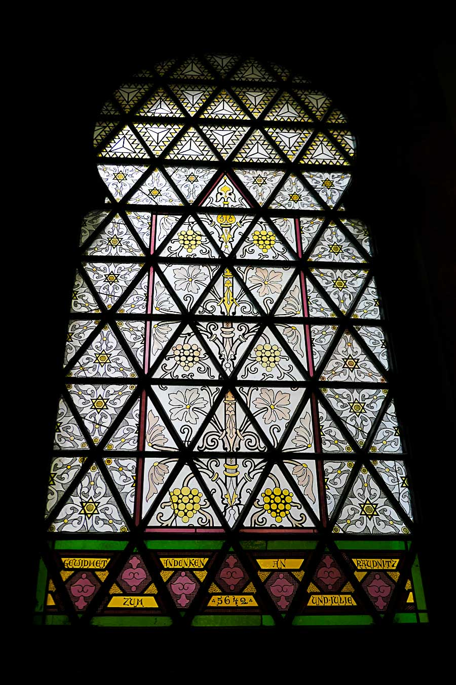 Prague Architecture Photos - Spanish Synagogue