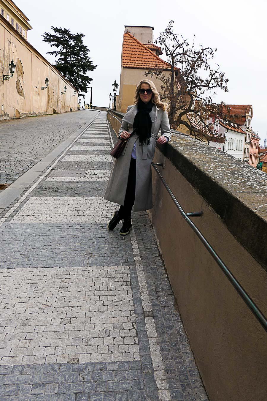 Prague Architecture Photos - What to Wear in Prague
