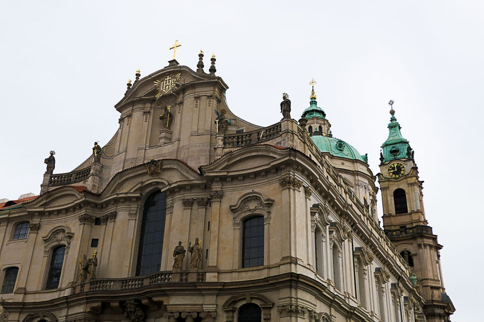 Prague - St. Nicholaus