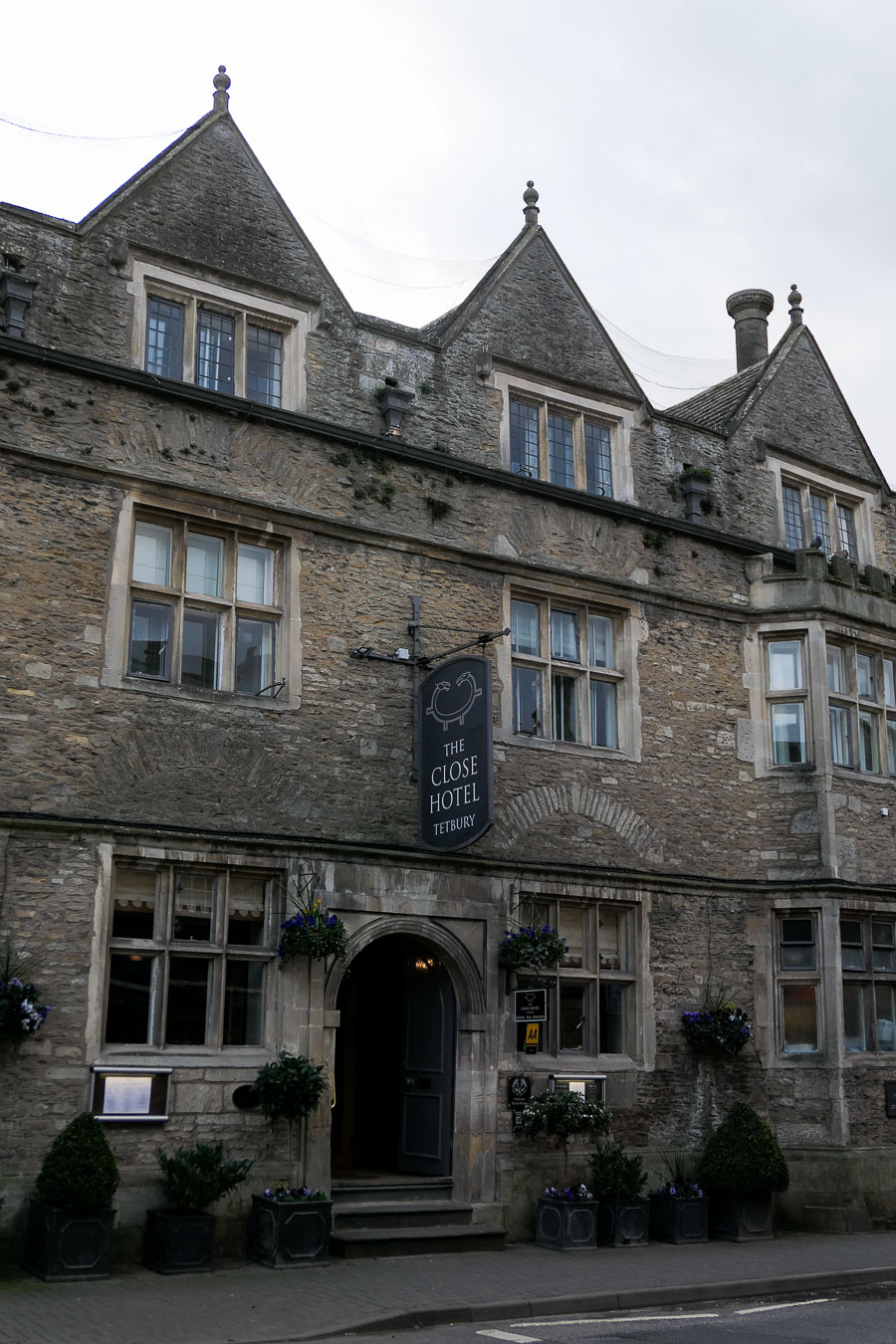 Where to Stay in the Cotswolds - Tetbury - English Countryside