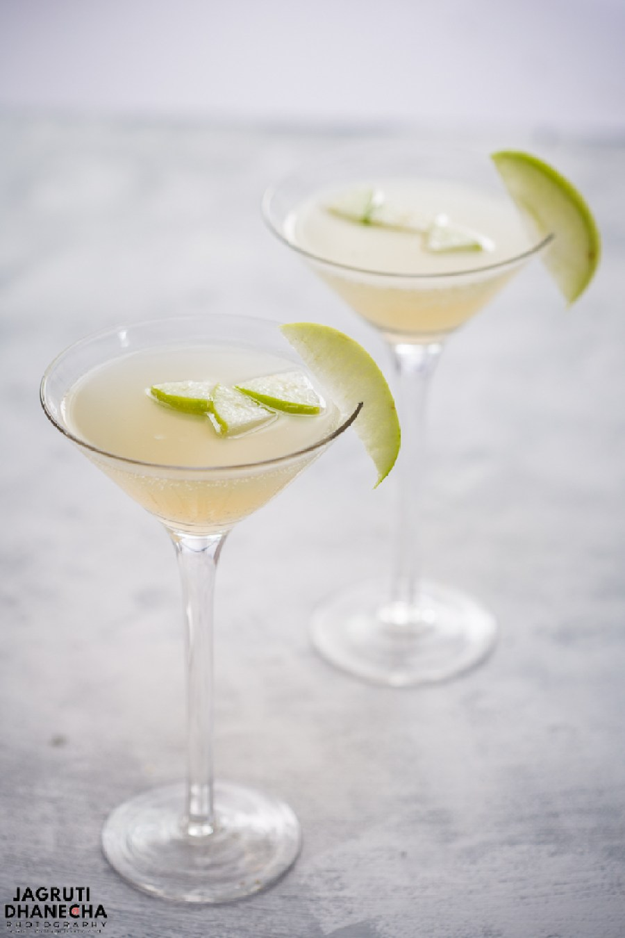 Green Apple Martini Mocktail Recipe