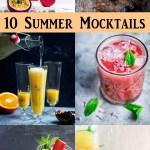 Summer Mocktail Recipes - Pregnancy Mocktails #drinks #mocktails #drink #pregnancy #food #entertaining #recipes
