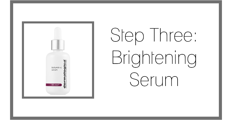 Nighttime Skincare Routine Products - Brightening Serum