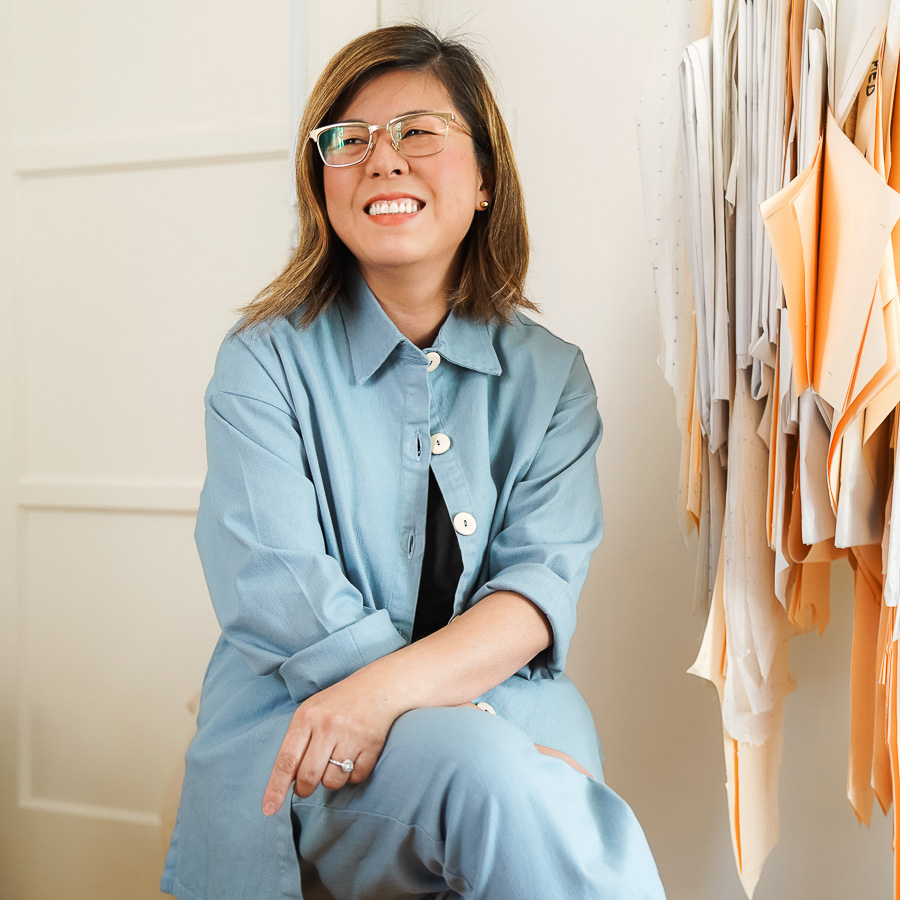 Lisa Hsieh - Mien Studios Clothing Designer Interview