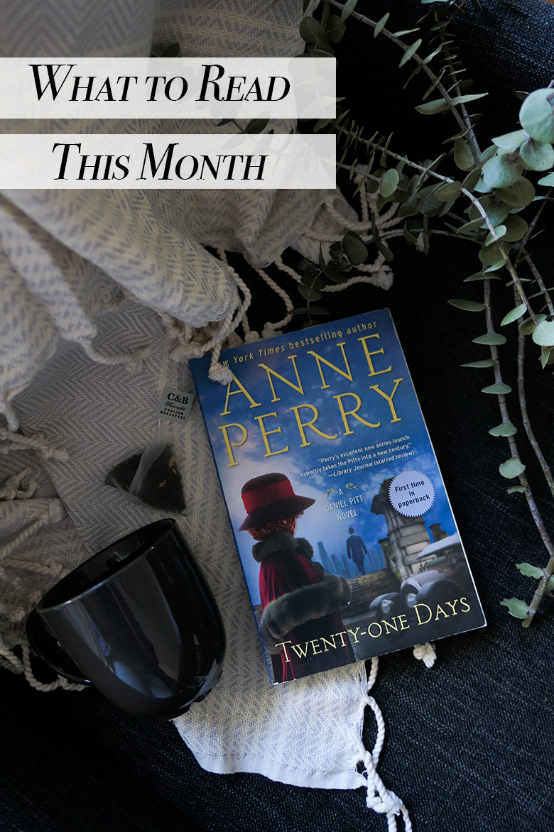 What to Read This Month October 2019. Check out fun reads by Anne Perry, Tana French, and Evie Dunmore. #currentlyreading